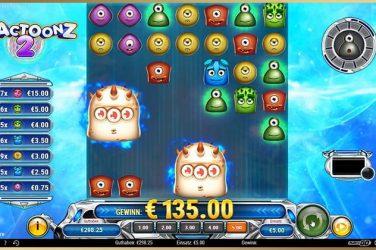 Casino Zeitgeist | Reactoonz 2